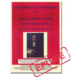 CG n°01 : Famille Martin...