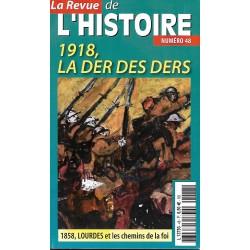 1918, la Der des Ders