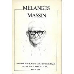 Mélanges Massin