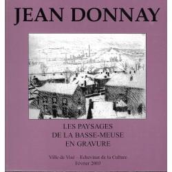 Jean Donnay - les paysages...